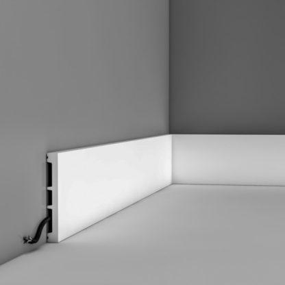 lambrisering wandlijst DX163-2300 Orac